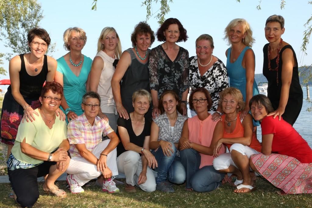 Gruppenbild 2015